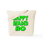 Nappy Headed Ho Green Design Tote Bag