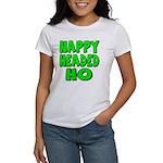 Nappy Headed Ho Green Design Women's T-Shirt