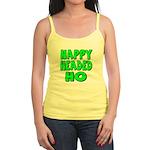 Nappy Headed Ho Green Design Jr. Spaghetti Tank