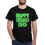 Nappy Headed Ho Green Design Dark T-Shirt