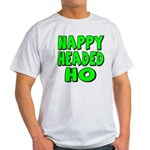 Nappy Headed Ho Green Design Light T-Shirt
