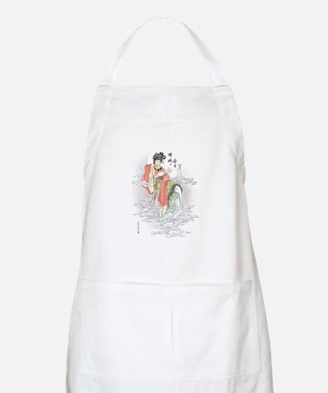 Chinese Moon Goddess Apron