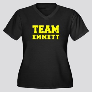 TEAM EMMETT Plus Size T-Shirt