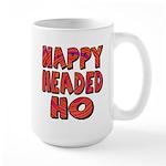 Nappy Headed Ho Hypnotic Design Large Mug
