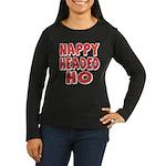 Nappy Headed Ho Hypnotic Design Women's Long Sleev