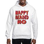 Nappy Headed Ho Hypnotic Design Hooded Sweatshirt