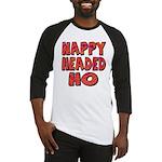 Nappy Headed Ho Hypnotic Design Baseball Jersey