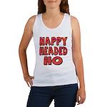 Nappy Headed Ho Hypnotic Design Women's Tank Top