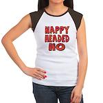 Nappy Headed Ho Hypnotic Design Women's Cap Sleeve