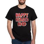 Nappy Headed Ho Hypnotic Design Dark T-Shirt
