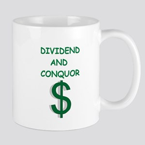 dividends Mugs