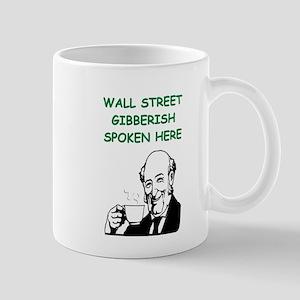 wall street Mugs