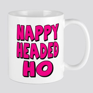 Nappy Headed Ho Pink Design Mug