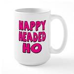 Nappy Headed Ho Pink Design Large Mug