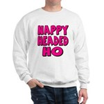 Nappy Headed Ho Pink Design Sweatshirt