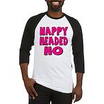 Nappy Headed Ho Pink Design Baseball Jersey
