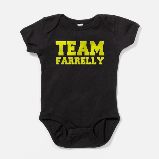 TEAM FARRELLY Baby Bodysuit