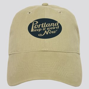Portland -Keep It Weird Now Cap