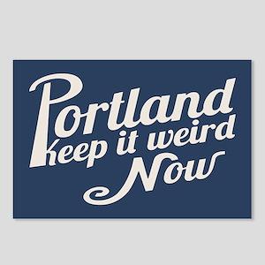 Portland -Keep It Weird N Postcards (Package of 8)
