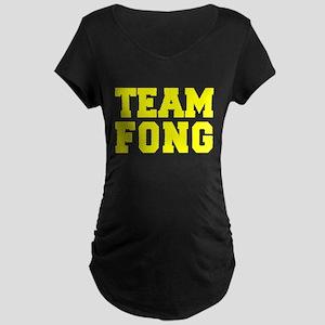 TEAM FONG Maternity T-Shirt
