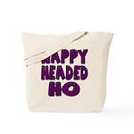 Nappy Headed Ho Purple Design Tote Bag