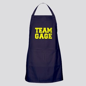 TEAM GAGE Apron (dark)