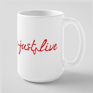 Just Live Mugs