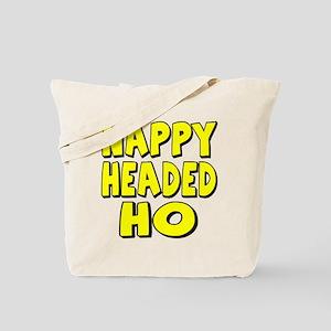 Nappy Headed Ho Yellow Design Tote Bag