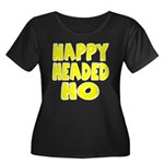 Nappy Headed Ho Yellow Design Women's Plus Size Sc