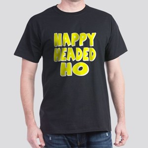 Nappy Headed Ho Yellow Design Dark T-Shirt
