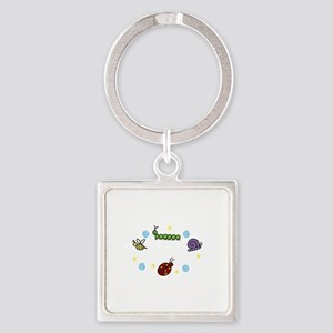 Insects And Bugs Keychains