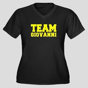 TEAM GIOVANNI Plus Size T-Shirt