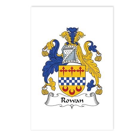 Rowan Postcards (Package of 8)