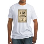 Revenge Drama Fitted T-Shirt