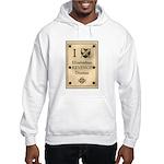 Revenge Drama Hooded Sweatshirt