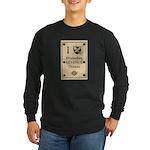 Revenge Drama Long Sleeve Dark T-Shirt