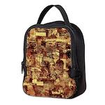 Evening Neoprene Lunch Bag
