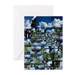 Summer day Greeting Cards