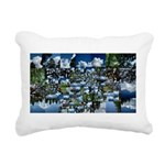 Summer day Rectangular Canvas Pillow