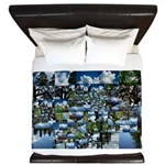 Summer day King Duvet