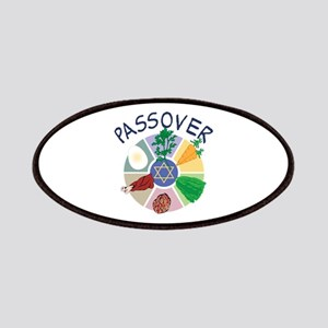 PASSOVER Patches