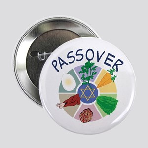 """PASSOVER 2.25"""" Button"""