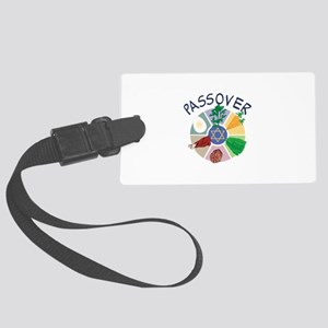 PASSOVER Luggage Tag