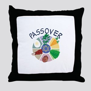 PASSOVER Throw Pillow
