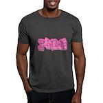 Pink (7) Dark T-Shirt