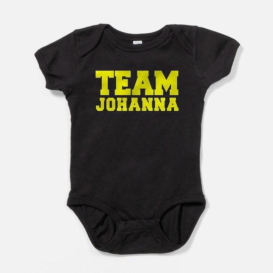 TEAM JOHANNA Baby Bodysuit