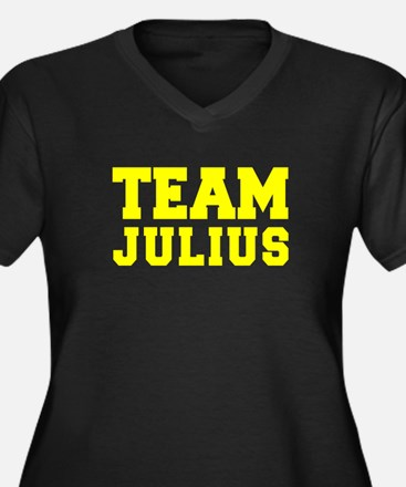 TEAM JULIUS Plus Size T-Shirt