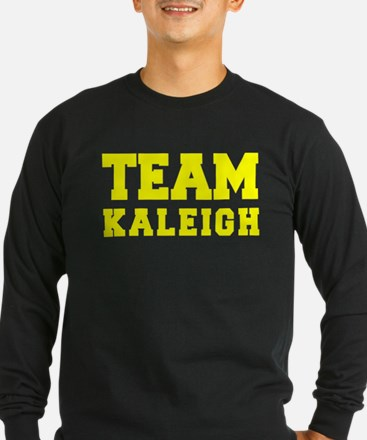 TEAM KALEIGH Long Sleeve T-Shirt