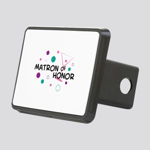 MATRON OF HONOR Hitch Cover