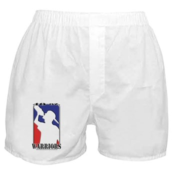 40-oz Logo Boxer Shorts